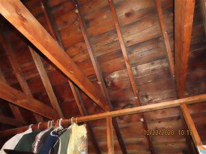 attic inspection fairmont