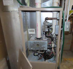 HVAC inspection fairmont