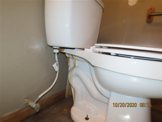 bathroom inspection fairmont