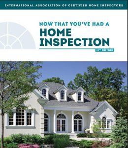fairmont inspection book
