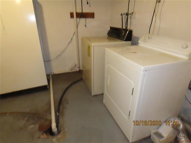 laundry room inspection fairmont